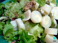recetas Espana Recetas Avoir plus d'informations sur notre site Fresco, Le Chef, Potato Salad, Wellness, Vegetables, Ethnic Recipes, Food, Lettuce Salads, Easy Salads