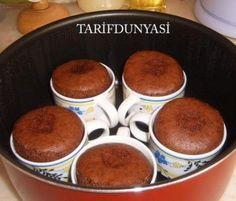 Fincan Kek nasıl yapılır? Fincan Kek resimli anlatımı ve deneyenlerin fotoğrafları için tıklayın - Oktay Usta
