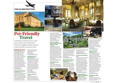 Cliveden House featured in The Lady