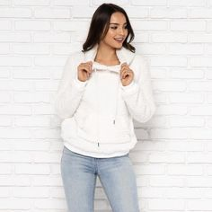 5af7d25d7e9246 On Cloud Nine Hoodie Sweater - Dainty Hooligan Boutique Sweater Hoodie, Pullover  Sweaters, Sweater