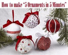 Thank you for helping me plan our Christmas craft line up. You asked for inspiration to make Christmas ornaments, holiday topiaries, and of course, Christmas wreaths. (Jeannie won our prize package…