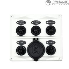 Guardian marine electrical products switch panels and switches for boats Boat Accessories, New Details, Usb, Pumps, Court Shoes, Pump Shoes, Slipper