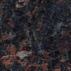 Granite Countertop Potala Sky is a deep black stone with large brown chips and wisps of red. allen roth granite countertops available at Lowes. Brown Granite, Allen Roth, Kitchen Countertop Materials, New Condo, Interior Paint Colors, Log Homes, Granite Countertops, House Colors, Sky