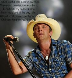 Justin Moore....my favorite! So in love with this mans voice