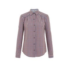 AXANNA Gingham Organic Cotton Shirt #newcollection #summer #style #ss16 #springsummer2016 #2016 #fashion #ethical