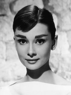 Retro Beauty Icons: Hair and Makeup Muses From Over the Years - Audrey Hepburn http://primped.ninemsn.com.au/galleries/hair-galleries/retro-beauty-icons-hair-and-makeup-muses-from-over-the-years?image=11