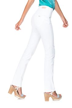 Flattering high waist jeans with a subtle tummy-tuck effect. Push-in jeans are available in slim leg. Machine wash at 30 degrees. true to s Occasion Wear, Special Occasion Dresses, Tummy Tucks, 30 Degrees, Race Day, Slim Legs, High Waist Jeans, Fashion Boutique, Party Dress
