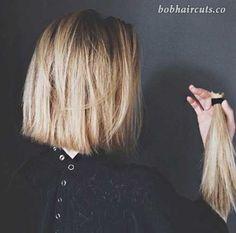 20 Low-Maintenance Short Textured Haircuts - 16 #ShortBobs
