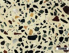 échantillon de Granito - TERMINI