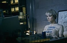 Pictures  Photos from Halt and Catch Fire (TV Series 2014– ).Woman with a keyboard.