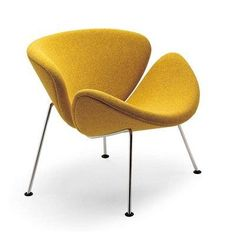 Orange Slice Chair by Pierre Paulin produced by Artifort - click to enlarge