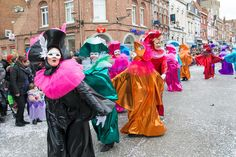 Carnaval Bailleul 2017