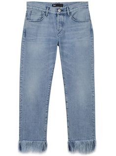 The must-have jeans for Spring: Fringed jeans 3X1 $389 http://en.louloumagazine.com/shopping/shopping-galleries/shopping-the-must-have-jeans-for-spring/ / Shopping jean: Les musts du printemps 3X1 389 $ http://fr.louloumagazine.com/shopping/galeries-shopping/shopping-jean-les-musts-du-printemps/