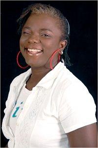 Nigerian writer Ayodele Olofintuade. #Nigerian, Authors, #Nollywood