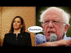 Humanist Report: Bernie Sanders Claps Back at Kamala After She Bad-Mouths Him in the Hamptons Political Images, Clap Back, Mouths, Bernie Sanders, The Hamptons, Einstein, Poems, Politics, Poetry