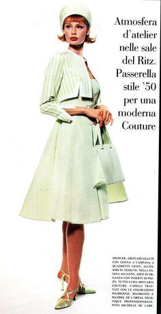 "https://flic.kr/p/wDUeeL | Vogue ""Garden Party"" Marzo 1995 | Clothing: Luisa Beccaria"