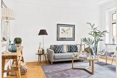 #homestyling #styling #livingroom #vardagsrum Nyrenoverat på Åsögatan | Move2