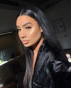 This Cali sun is no joke * 2 bundles of Brazilian wavy turned in… - Natural Makeup Light Skin Makeup, Beauty Makeup, Hair Beauty, Full Face Makeup, Makeup Goals, Cute Makeup, Pretty Makeup, Perfect Makeup, Maquillage On Fleek