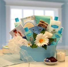 4fbeccbd 52 Best Mothers Day Gift Baskets images in 2013 | Mother's day gift ...