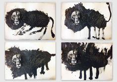 les petites têtes de l'art: Quel lion es-tu ? Art Wall Kids, Art For Kids, Kid Art, Lion Illustration, Ecole Art, Easy Art Projects, Stuff And Thangs, Art Plastique, Art Lessons