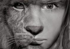 O Mundo Invisível de uma Mulher: Sou como você me vê...