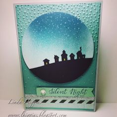 Linda Higgins: Jingle All the Way to a beautiful Christmas with Stampin'Up Australia