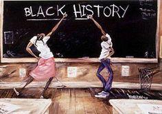 Black History by Frank Morrison