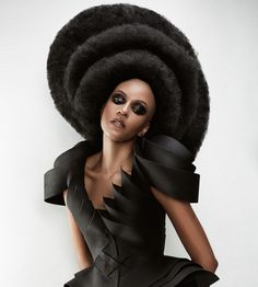 NORM WRIGHT Taz Hair Co. Toronto | ON Photographer: Natasha Gerschon Makeup Artist: Ekaterina Ulyanoff & Rachelle Guignard Avant Garde Hair, Hat Hairstyles, Toronto, Hair Color, High Neck Dress, Texture, Group, Celebrities, Hair Styles