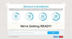 BootMarket is a nice marketplace that you can buy and sell Premium Themes and Templates built with Twitter Bootstrap, a powerful front-end toolkit for rapidly developing web applications. We are in the process of community building, subscribe us to get free premium template when we go live.