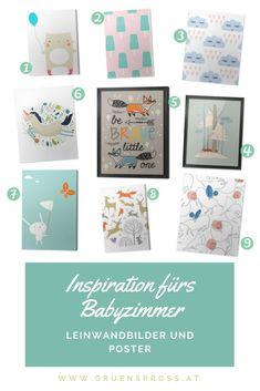 Fantastisch Inspiration   Bilder Fürs Babyzimmer