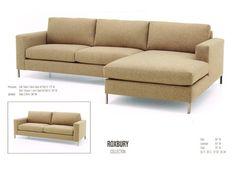 MJ Custom Furniture | Roxbury Collection