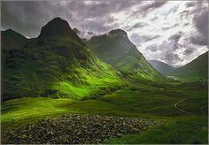 Sunshine,shine,green,montain,hope