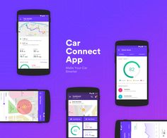 "Check out my @Behance project: ""Car Connect App"" https://www.behance.net/gallery/47943293/Car-Connect-App"