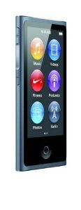 Apple iPod nano 16GB  7th Generation - Slate  (Latest Model - Launched Sept 2012)  has been published on  http://flat-screen-television.co.uk/tvs-audio-video/portable-audio-video/apple-ipod-nano-16gb-7th-generation-slate-latest-model-launched-sept-2012-couk/