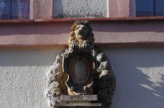 Agraffe Löwenstrasse Ansbach