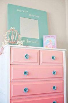 Princess kids room