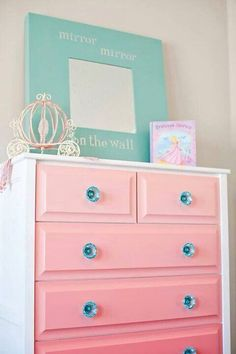 Princess kids room