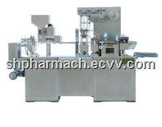 Travel Adjustable Flat-Plate Type Al-Pl-Packing Machine (DPP-138A) - China Packing Machine;Travel Adjustable Flat-Plate Type