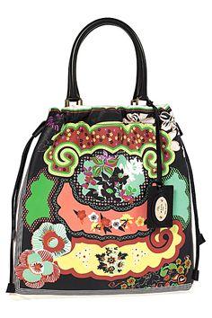 Handbag Etro - Women's Accessories - 2015 Spring-Summer -ShazB