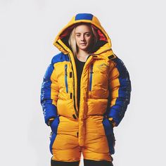 Down Suit, K2, Overall, Arctic, Survival, Winter Jackets, Snow, Coats, Fashion