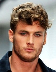Curly Hairstyles For Men  Men curly hairstyles Curly hair and
