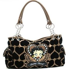 I love this one! #Betty #Boop purse