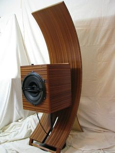 Hand Crafted Hi-End Audio Speakers by Mccabe Fabrication | CustomMade.com
