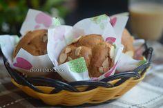 Diah Didi's Kitchen: Banana Cup Cake Praktis