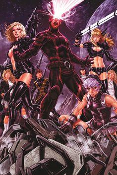 #Cyclops #Fan #Art. (Uncanny X-Men Special) By: Mark Brooks. ÅWESOMENESS!!!