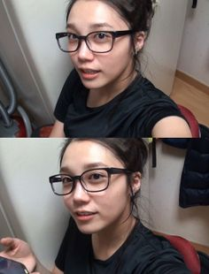 APink EunJi No Makeup still beautiful <3