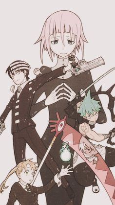 mint — oikawah: soul eater phone wallapers requested by...