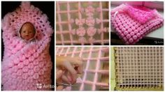 How to make plaid pompoms