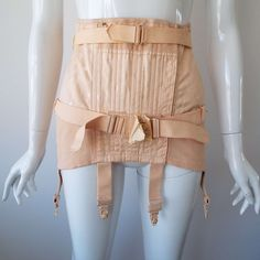 3c3cf75ea5f Rare Vintage 1960 s Jenyns Fan Lacing Corset With Original Label Surgical  Corset Sample Corset Unused Condition Glamour Pin-Up