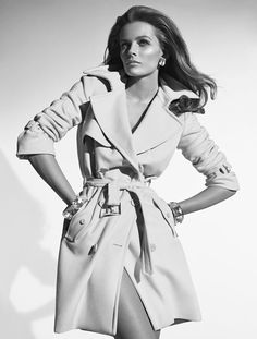 Practical yet sexy: The Classic Trench